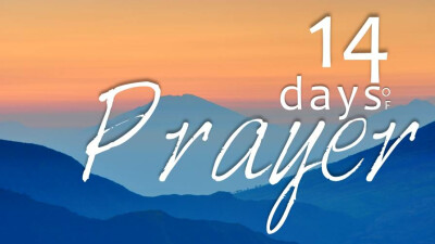 14 Days of Prayer