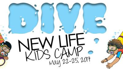 DIVE! New Life Kids Camp