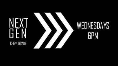 Next Gen Wednesday